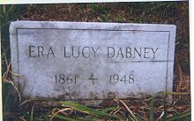 Albuera Lucy Dabney