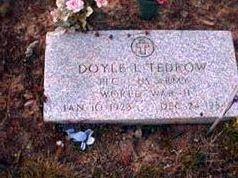 Doyle Lewis Tedrow