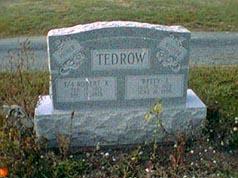 Betty Jean <i>Riggle</i> Tedrow