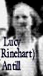 Lucy L. <i>Rinehart</i> Antill