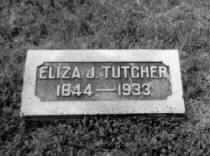 Eliza Jane <i>Young</i> Tutcher