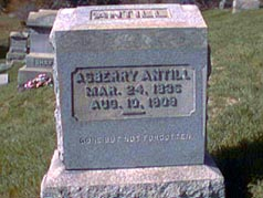 Asberry Antill