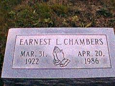 Earnest L. Chambers