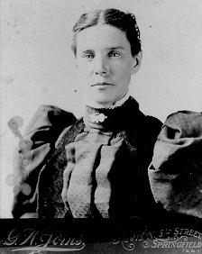 Emma Elizabeth <i>Jorns</i> Burtis