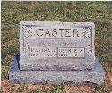 Martha Josephine <i>Sutton</i> Caster
