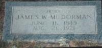 James William McDorman