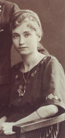 Anna Maria <i>Weiler</i> Aust