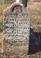 Clara Ida Albert