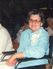 Betty Lee <i>Todd</i> Tedrow