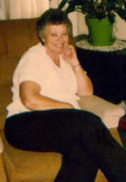 Elizabeth Rose Betty <i>Young</i> Sanders