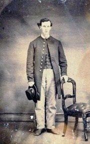 Pvt George F. Ford