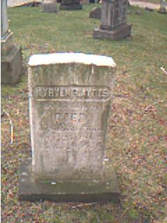 Corp Myrven H. Ayers