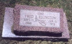 Fred E Ellington