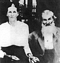 Henrietta Henny <i>Hogan</i> Garrett