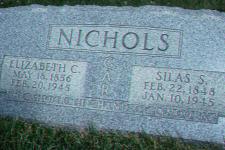 Pvt Silas S. Nichols