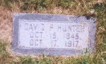 David Patterson Hunter
