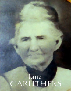 Hulda Jane <i>Caruthers</i> Chamberlain