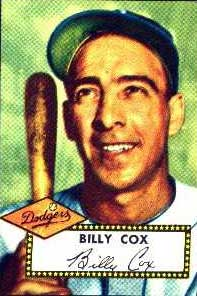 William Richard Billy Cox