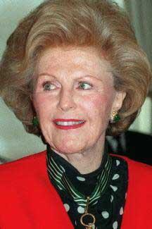 Pamela Beryl Digby Net Worth