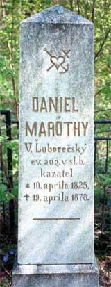Daniel Marothy