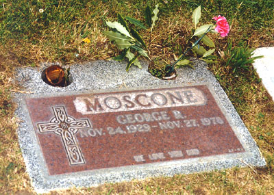 George Richard Moscone Net Worth