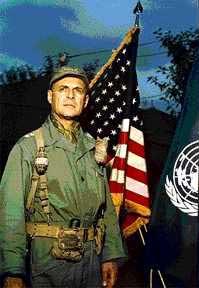 Gen Matthew Bunker Ridgway