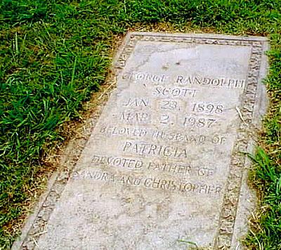 Randolph Scott Son Randolph Scott