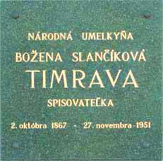 Bozena Slancikova-Timrava