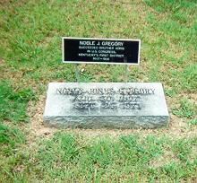 Noble Jones Gregory