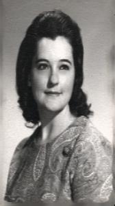 Martha Sue <i>Walker</i> Springer