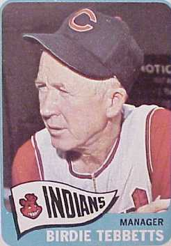 George Birdie Tebbetts