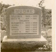 Mary Murray <i>Nickle</i> Moore