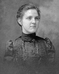 Henrietta Johanna <i>Hamann</i> Gerland