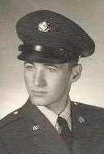 Pvt Donald Leon Garman