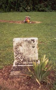 Pvt Willis Buckler