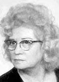 Mary Jane <i>Roberts</i> Chamberlain