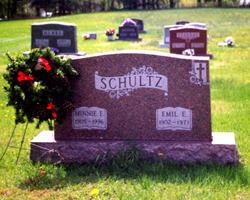 Minnie E. <i>Pretz</i> Schultz