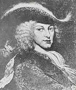 King Felipe V