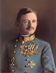 Karl Franz Joseph Habsburg, I