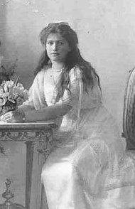 Maria Nikolaievna Romanova