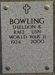 Sheldon K. Bowling
