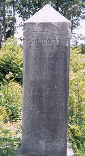 Milton Woods Gamble