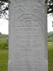 John Lakin