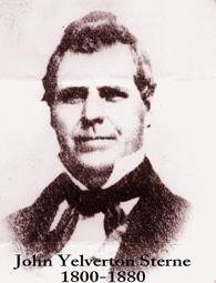 John Yelverton Sterne