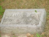 Gerald Alfred Gaddy