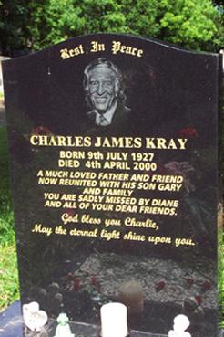 Charles James Kray
