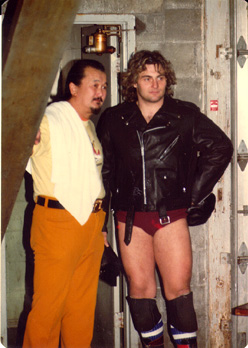 Keith A Adrian Adonis Franke
