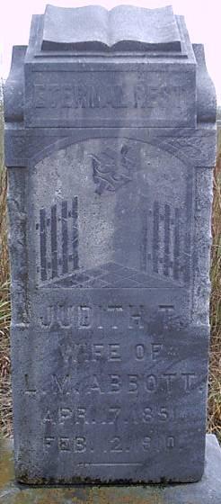 Judith T Abbott