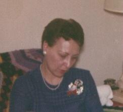 Gertrude Lucile <i>Hines</i> Hammons