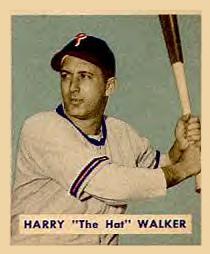 Harry William Harry the Hat Walker
